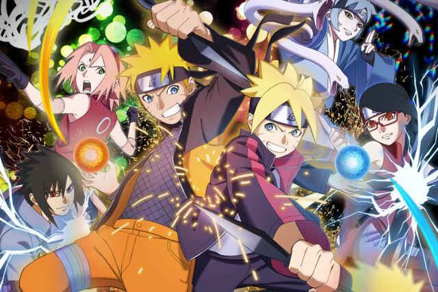Anime  Naruto Sasuke Uchiha 17 X 14 Inch Home Decoration Poster