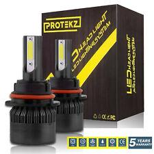 Led Headlight Cree Bulb Fog Light Kit H11 6000k For 2007 2014 Lincoln Navigator