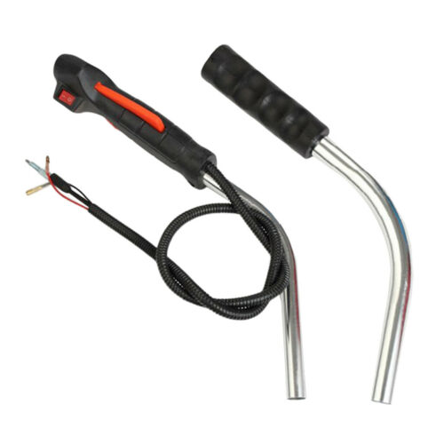 STRIMMER BRUSH CUTTER CONTROL TUBE HANDLE SWITCH W// THROTTLE TRIGGER CABLE