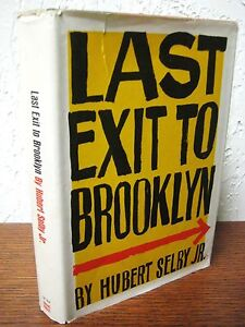 1st-Edition-LAST-EXIT-TO-BROOKLYN-Hubert-Selby-Jr-FIRST-PRINTING-Cult-Fiction