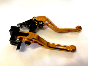 Leviers levier lever court Frein Embrayage KAWASAKI GPZ900R 1990 1993