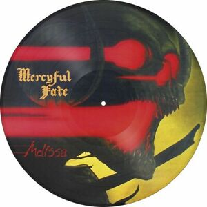 Mercyful-Fate-MELISSA-Limited-Collector-039-s-Edition-NEW-VINYL-PICTURE-DISC-LP