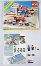 Vintage 1979 Lego #6375 Box & Instructions with 2 Minifigs & 3 Parts w/ Stickers