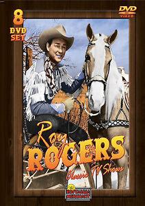 Roy-Rogers-Coleccion-Classic-Tv-Nostalgia-Merchant-DVD