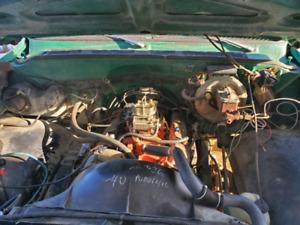 1980 GMC 1/2 ton RWD
