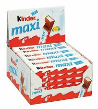 kinder snack bar box of 36 bars price mark or non price mark free UK delivery PP
