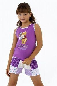 PIJAMA-NINA-DISNEY-WINNIE-THE-POOH-Girl-Pajamas-Pyjamas-Fille-Pigiama-Disney