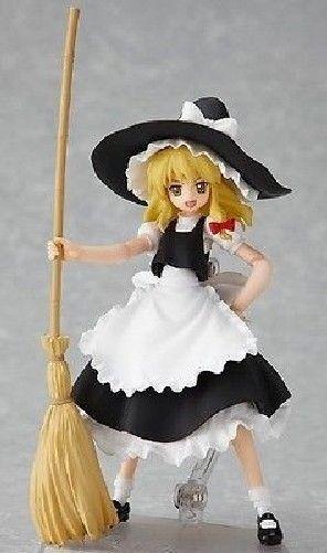 Figma 068 Touhou  Project Ordinary Magician Marisa Kirisame cifra Max Factory  per poco costoso