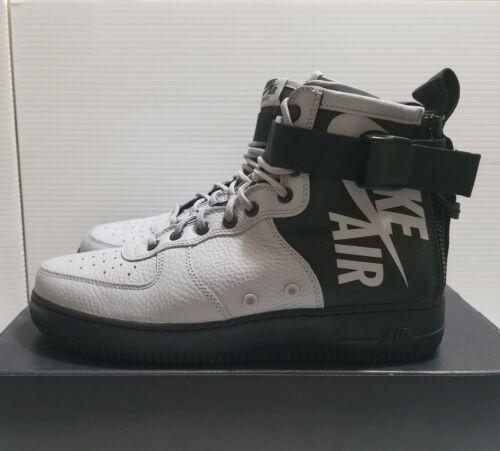 Force 917753 Sz hombre Air de negro 1 5 Sf Nike 8 Wolf Mid zapatos 009 gris EPq6x