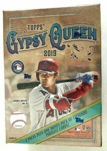2019-TOPPS-GYPSY-QUEEN-BASEBALL-BLASTER-BOX-SEALED