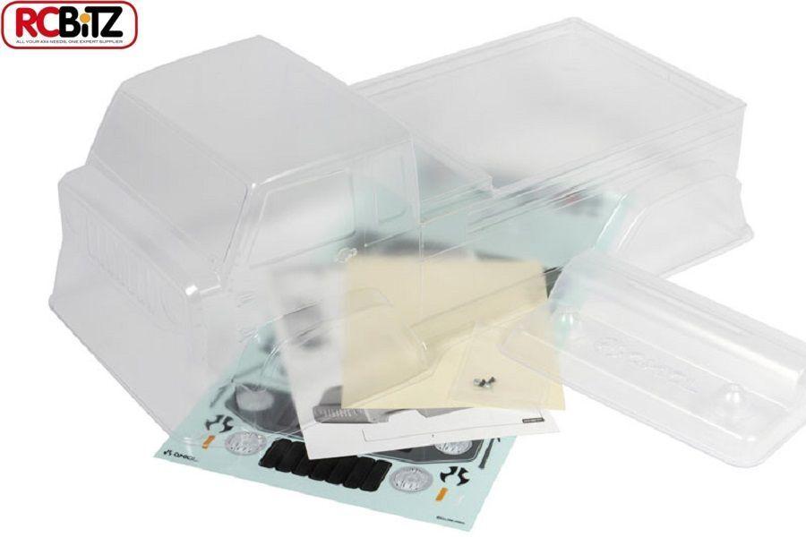JEEP ASSIALE Mighty FC corpo .04   Finestra Trasparente Maschera Gli Adesivi Decal AX31268 11.4   comprare a buon mercato
