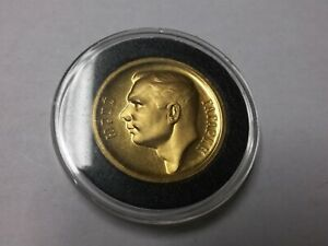 Russia USSR commemorative coin 1 rouble 1981 Yuri Gagarin first man in space