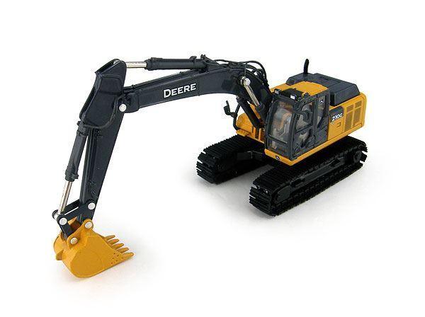 Ertl 1 50  Escala John Deere 210G LC Excavadora Modelo Nuevo 45432  vente en ligne économiser 70%