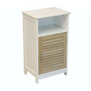 Home Style Free Standing Wooden Cabinet Storage Cupboard Organiser Furniture New