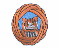 WOOD BADGE OWL PATCH - WOGGLE WOODBADGE