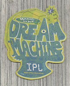 "Magic Hat Brewing Co Dream Machine  IPL Beer Tap Handle  13/"" New"