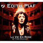 La Vie en Rose [Not Now] by Édith Piaf (CD, Feb-2008, 2 Discs, Not Now Music)