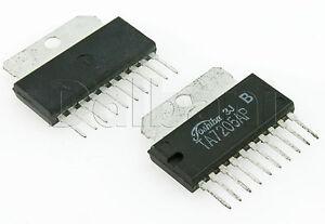TA7205AP-Original-Pulled-Toshiba-Integrated-Circuit-Replaces-NTE1155