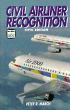 ABC Civil Airliner Recognition (Ian Allan ABC), New, Peter R. March Book