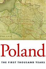 Poland: The First Thousand Years: By Dabrowski, Patrice M.