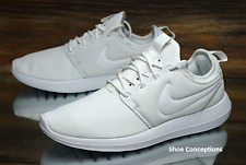 new style 1ac3f db8d5 Nike Roshe One Boys  Preschool Running Shoes White White