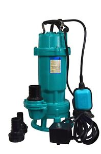 IBO-FURY550-Small-Submersible-Sewage-Dirty-Water-Drain-Septic-Sump-Pump-Grinder