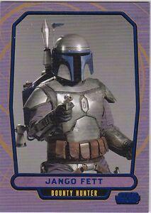 Star Wars Galactic Files Series 1 Base Card #162 Boba Fett