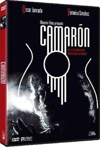 DVD CAMARON - ALS FLAMENCO LEGENDE WURDE - OSCAR JAENADA + VERONICA SANCHEZ *NEU