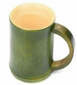 Natural Bamboo Beer Juice Mug Cup Coffee Tea Sake Wine Cup Wood Teacup I
