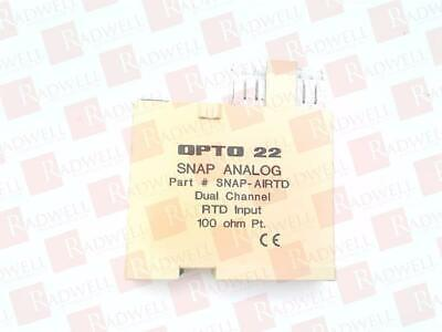 SNAPAIRTD USED TESTED CLEANED OPTO 22 SNAP-AIRTD