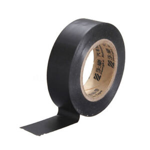 1 roll 19mm 18m adhesive pvc fabric tape cable looms wiring harness image is loading 1 roll 19mm 18m adhesive pvc fabric tape