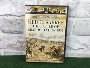 The-History-Of-Warfare-Rebel-Sabres-The-battle-Of-Brandy-Station-1863-DVD