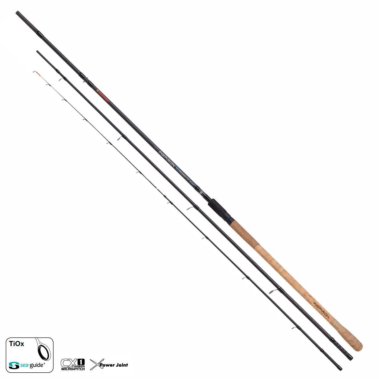 15305360 Canna Pesca Method Feeder Trabucco Inspiron Inspiron Inspiron Carp Distance 3,60 m PP 8b581e