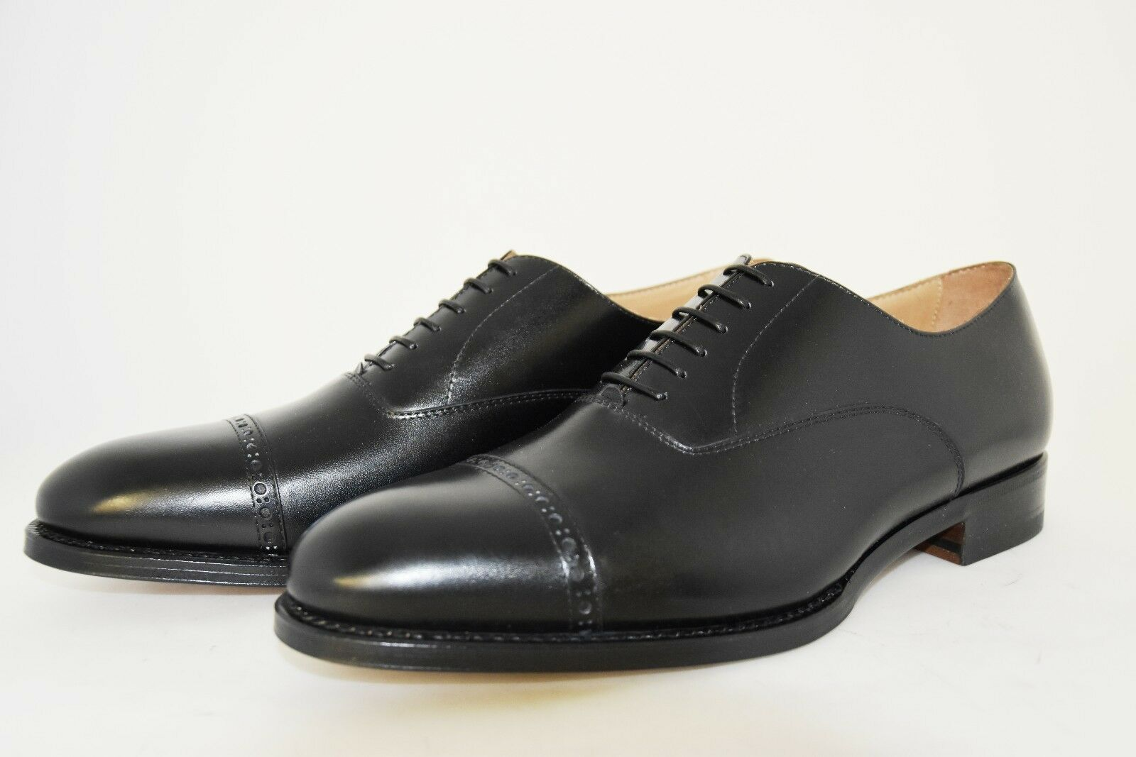 a prezzi accessibili MAN-8eu-9us-OXFORD-FRANCESINA-nero MAN-8eu-9us-OXFORD-FRANCESINA-nero MAN-8eu-9us-OXFORD-FRANCESINA-nero CALF-VITELLO NERO-LEATHER SOLE-SUOLA CUOIO  il più economico