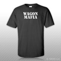 Wagon Mafia T-shirt Tee Shirt Gildan S M L Xl 2xl 3xl Cotton