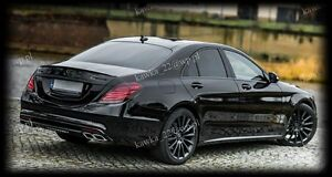 Mercedes-S-Class-W222-AMG-Rear-Trunk-Boot-Lip-Spoiler-PRIMED-amp-QUALITY