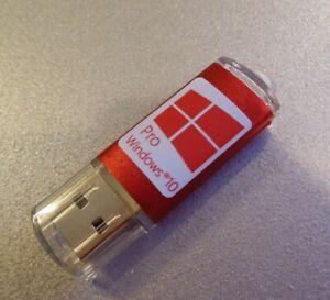 Windows-10-Home-Pro-V-1909-Upgrade-Install-Repair-Restore-Recovery-USB-32-64-Bit