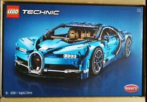 BRAND-NEW-LEGO-Technic-42083-Bugatti-Chiron-BINB-if-pickup-accept-ONO