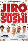 Jiro Dreams of Sushi 0876964004732 DVD Region 1