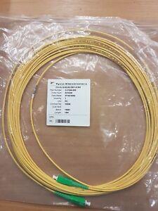Grosses Soldes Tyco 2.4 Mm 15 Metre Scapc-scapc 2.4 Mm Single Mode Simplex Yellow Os1 Lszh-afficher Le Titre D'origine