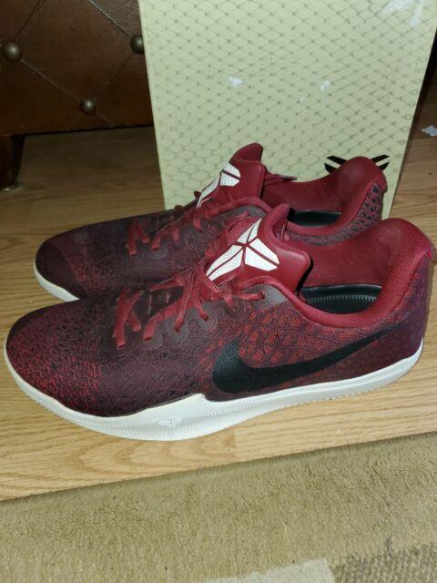 Size 13 - Nike Mamba Instinct Team Red for sale online | eBay