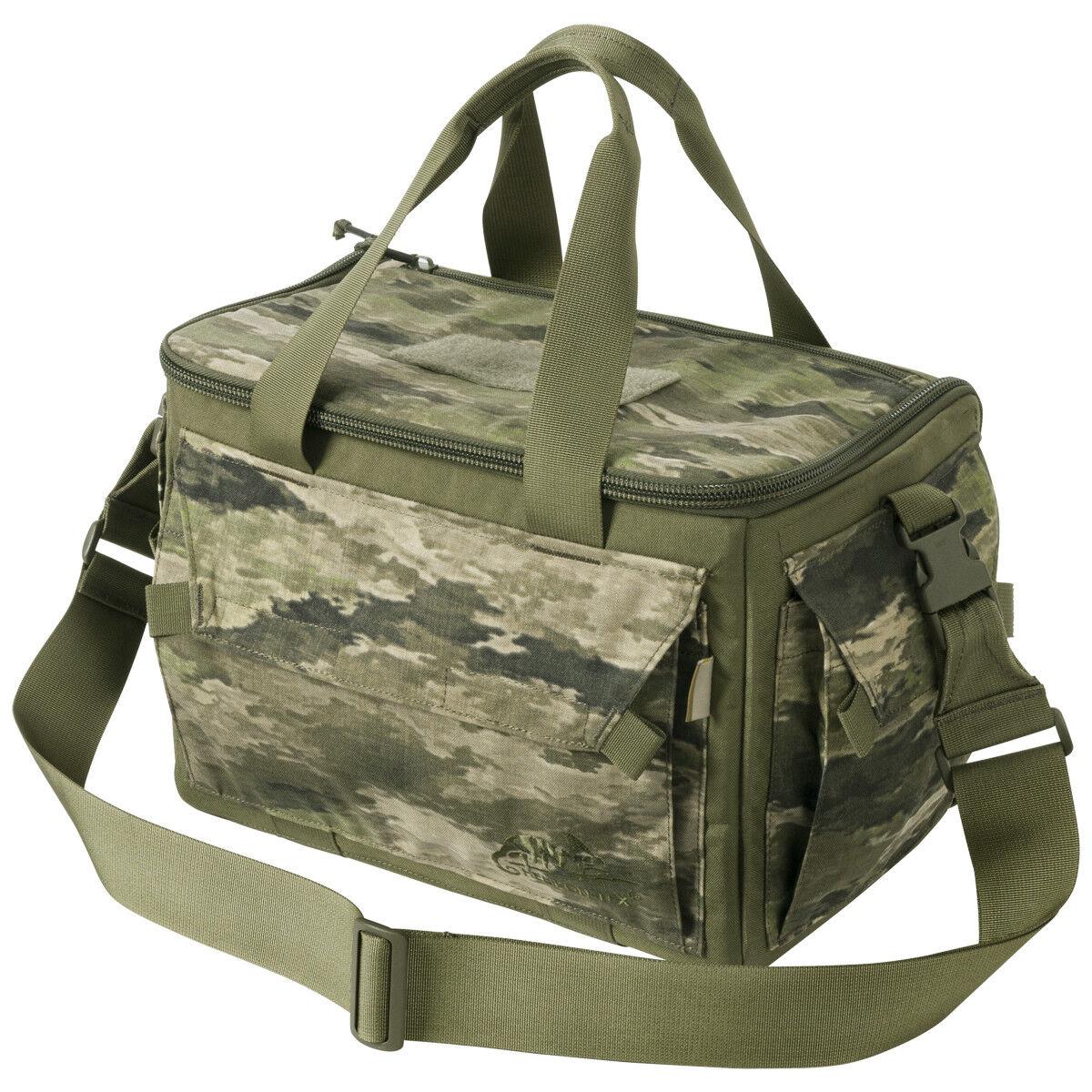 Helikon Range Bag Tactical Army Airsoft Shooting Ammo Mag Carrier A-TACS iX Camo