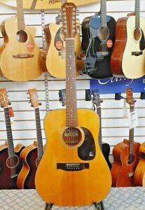 Vintage-Epiphone-FR212-12-String-Acoustic-Guitar-Made-in-Japan-MIJ