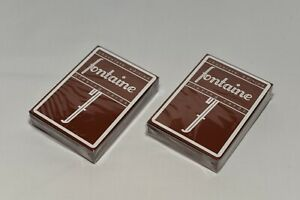 $50 Off Mystery Brick 12 Decks Playing Cards Fontaine Superior Riffle Organic