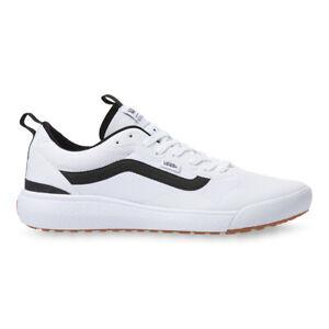 New Vans UltraRange EXO White Sneakers