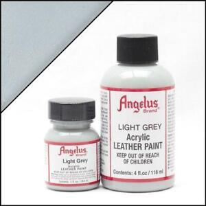 Angelus Hellgrau (082) Acryl Lederfarbe 29,5ml (20,17€/100ml) Schuhfarbe