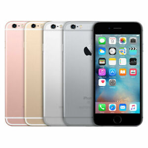 iPhone 6s 16GB 64GB 128GB Unlocked Verizon at&t Tmobile smartphone LTE