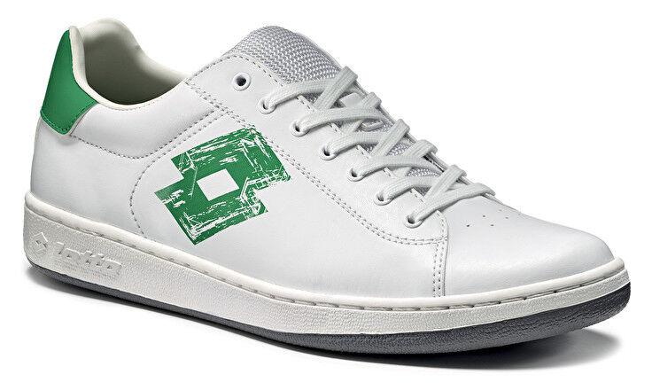 SCARPE scarpe da ginnastica LOTTO 1973 VI PRT PRT PRT uomo bianco - verde T0010 | Credibile Prestazioni  | Uomo/Donne Scarpa  df2dd4