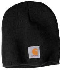 3ca3ed77677 Carhartt Acrylic Beanie Knit Men s Stocking Cap Warm Winter Hat Authentic