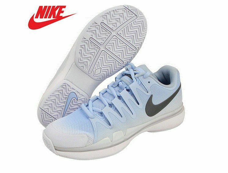 NIKE VAPOR TOUR 9.5 TENNIS SHOES (631475-402) NEW  WMN SZ: 11